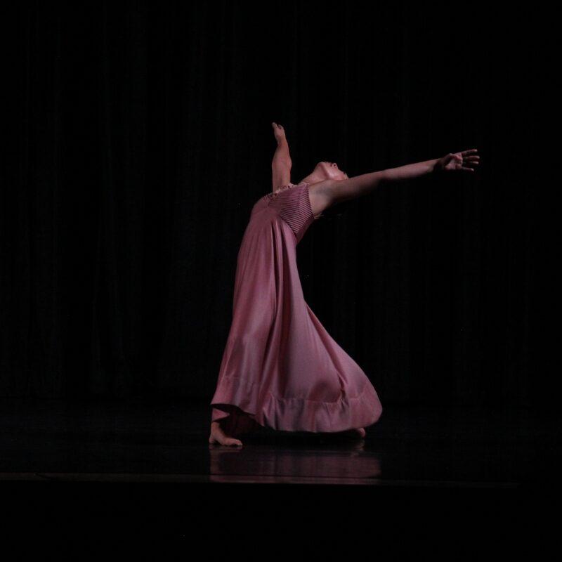 NYDF - 25th Anniversary - A Day in Dance - Hana Ginsburg Tirosh - Mother Black Child - 2
