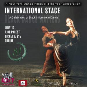 2021 - New York Dance Festival - International Stage Promotion