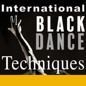 International Black Dance Technique - Panel - Square