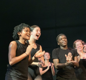 NYDF 2019 - Laughing Dancers