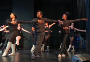NYDF 2019 - Sean McLeod - Karen Brown - Devon McLeod - McLeod Technique - Reinforced Motor Function for Ballet Application