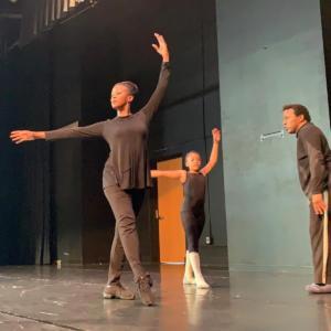 NYDF 2019 - Sean McLeod - Karen Brown - Tendu