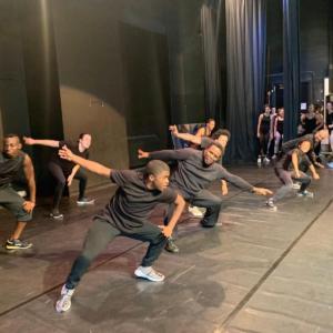 NYDF 2019 - Sean McLeod - MT Afro Hip Hop - Men Dance